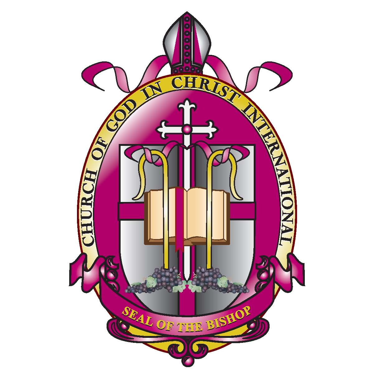 Cogic Seal Png images collection for free download.