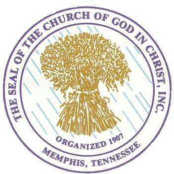 Seal of the Church of God in Christ.
