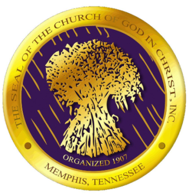 Our COGIC Seal.