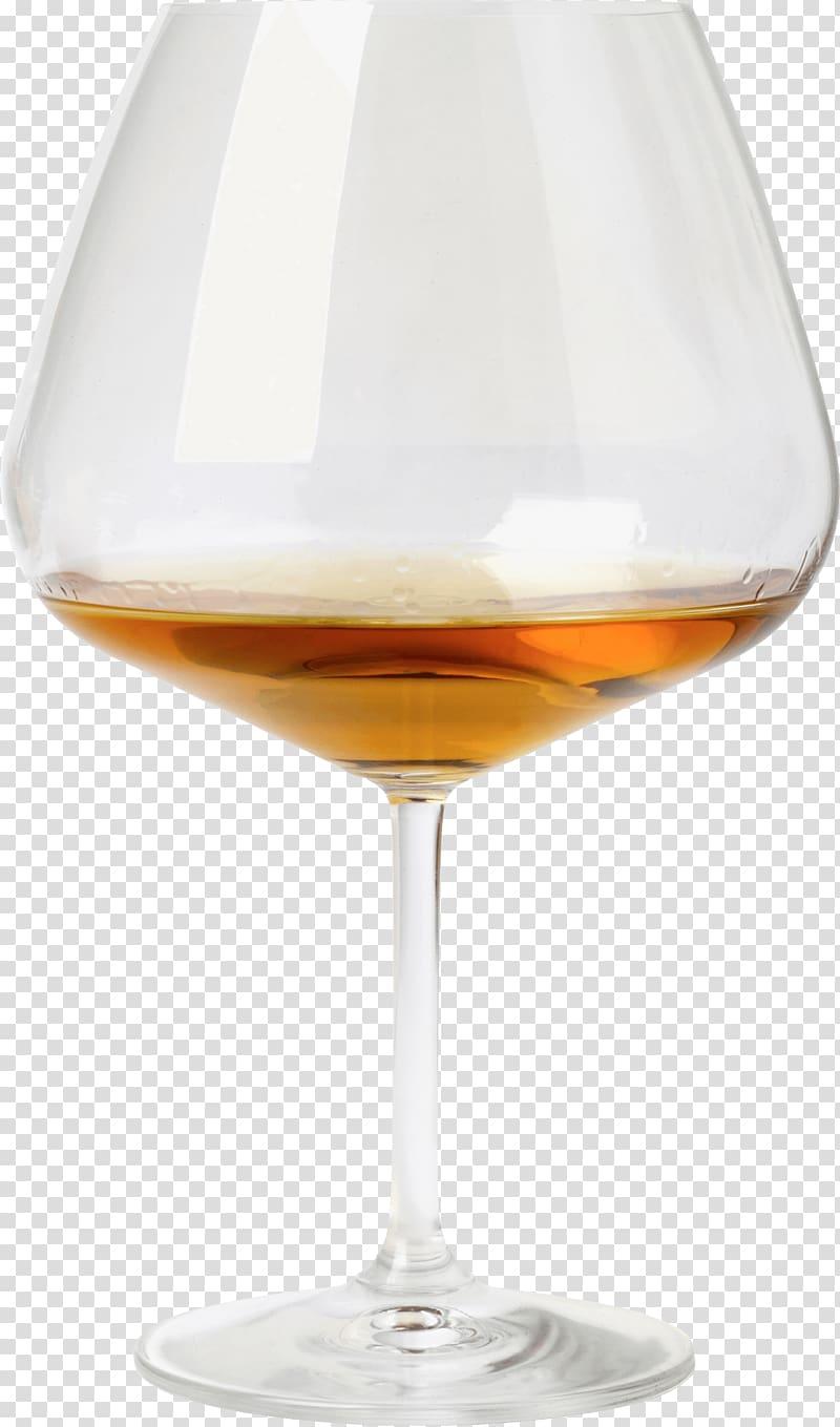 Near empty wineglass, Cocktail Cognac Wine Champagne Brandy, Glass.