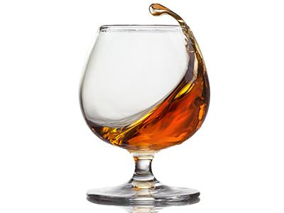 The Elegance Of A Fine Cognac.