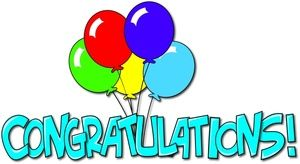 Free Congratulations Clipart Free Images Image.