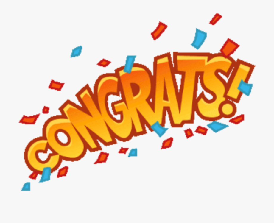 ftestickers #clipart #text #congratulations #congrats.