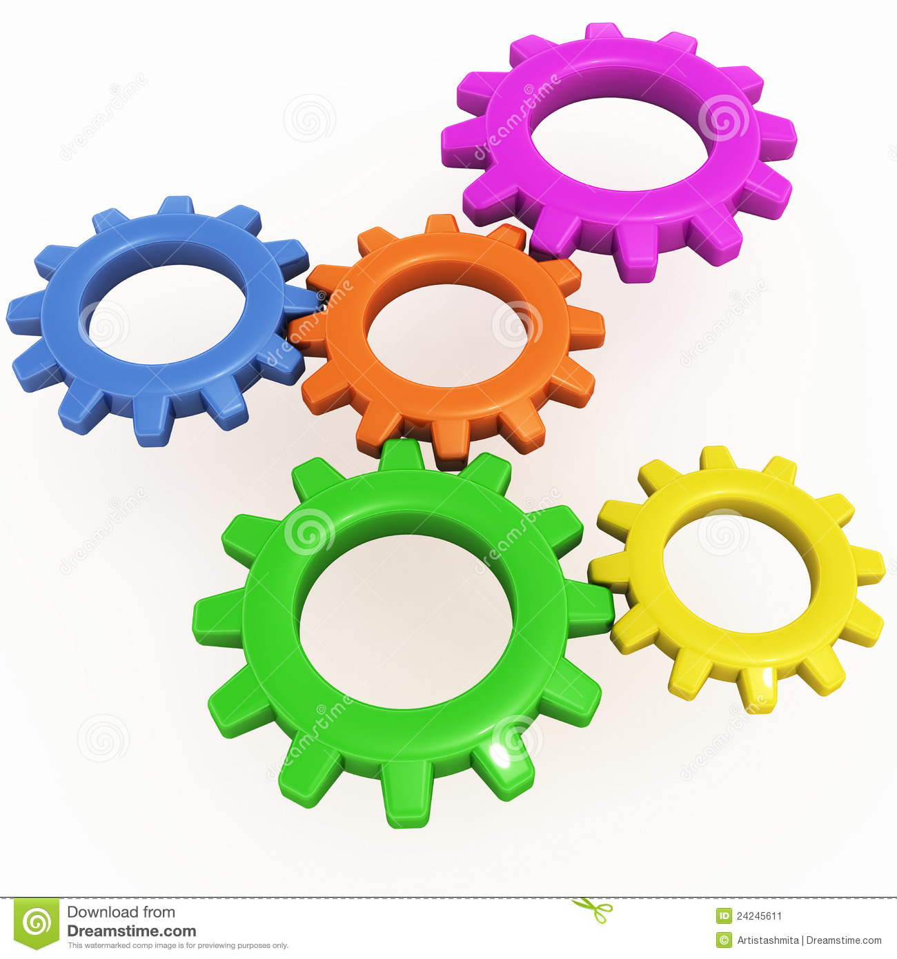 Clipart gears cogs.