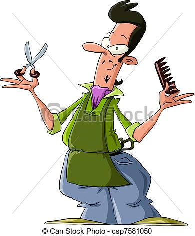 Coiffeur Clip Art and Stock Illustrations. 401 Coiffeur EPS.