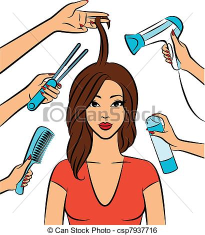 Coiffure Clip Art and Stock Illustrations. 1,502 Coiffure EPS.