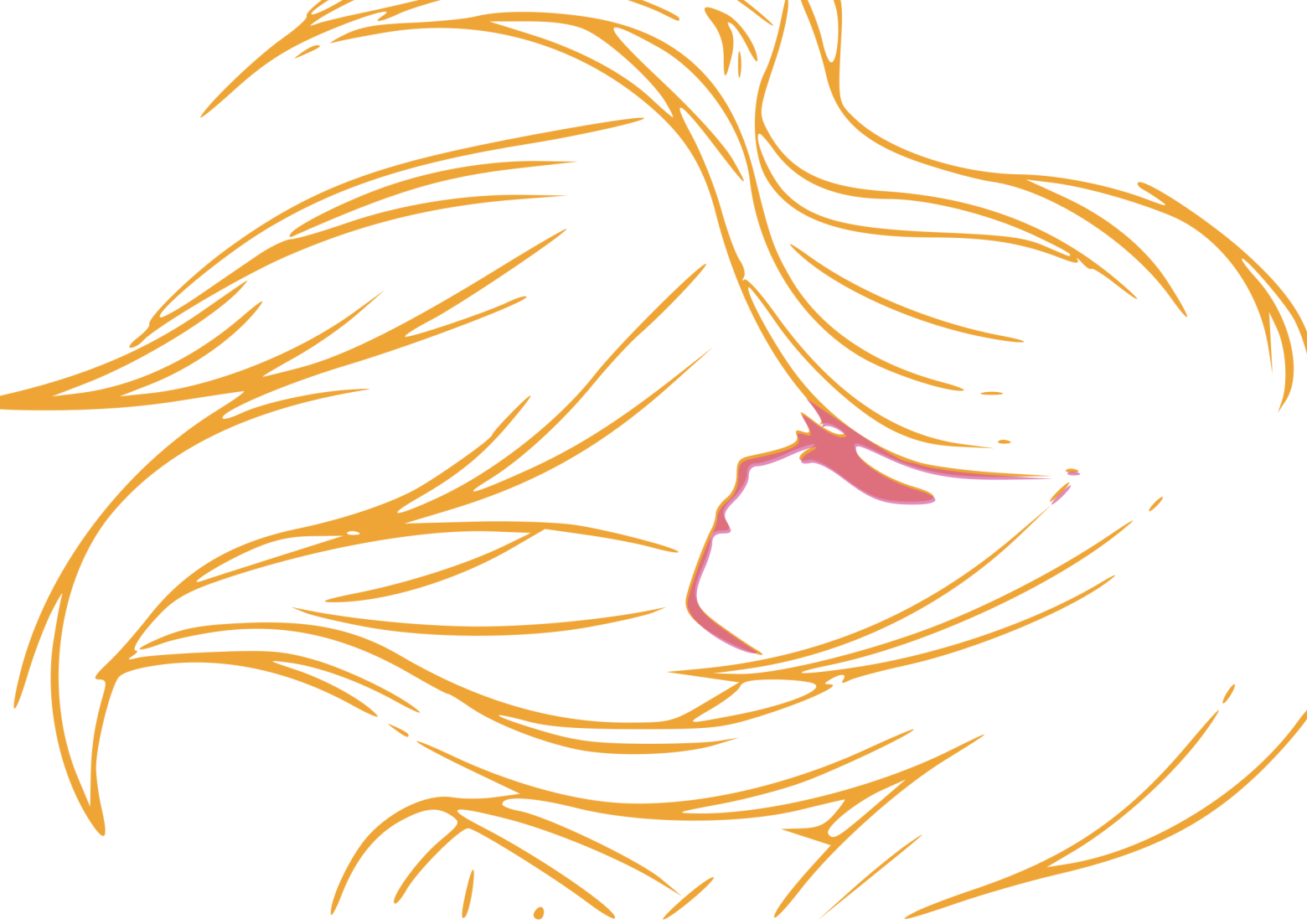 clipart coiffure images gratuites illustrations coiffure dessin.