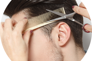 Coiffure homme png 4 » PNG Image.