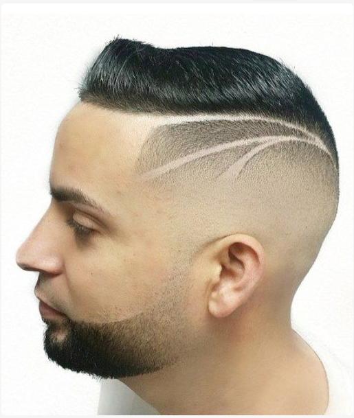 Hair design et tribal au masculin, une technique et une maîtrise.