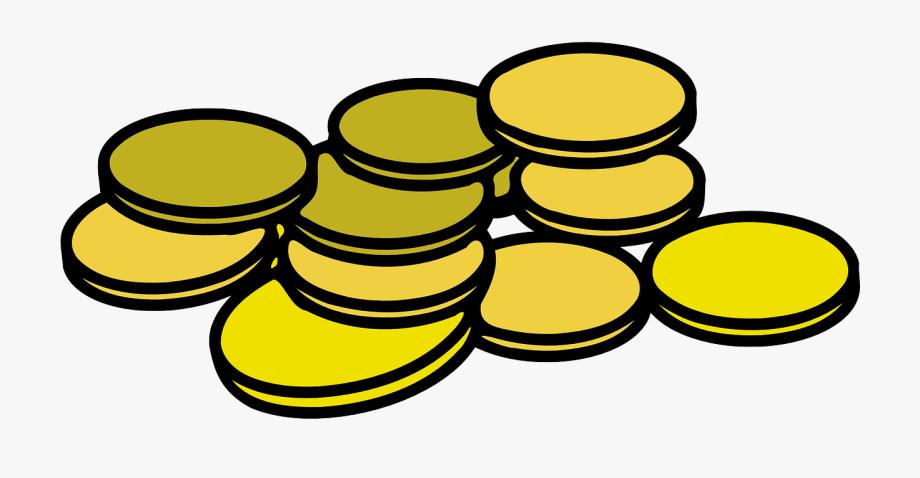 Cash Coins Money.