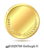 Coin Clip Art.