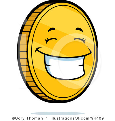Coin Clip Art For Teaching.