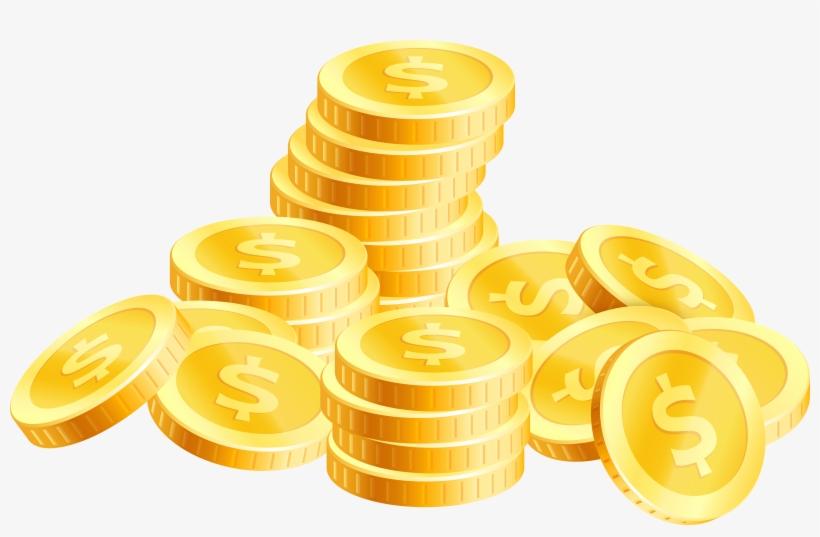Coin Clipart Clip Art Gold.