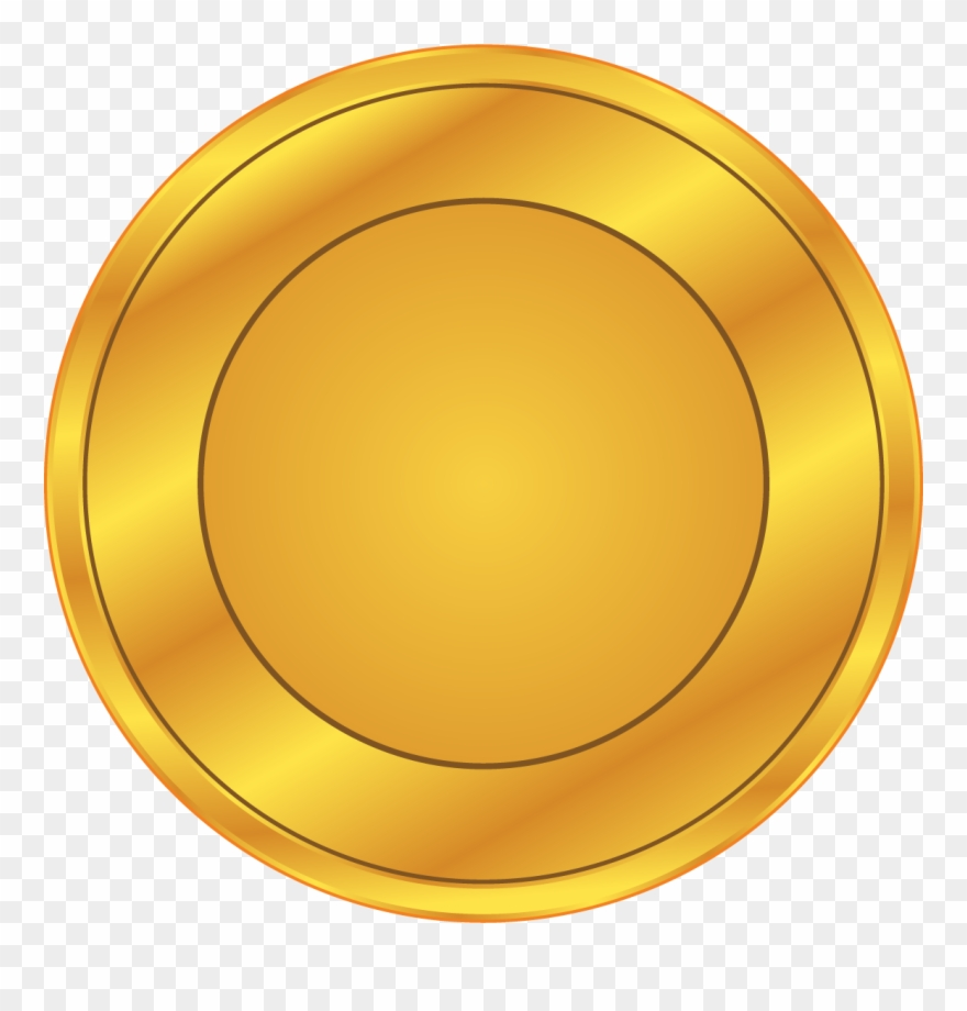 Gold Coin Animation Golden.