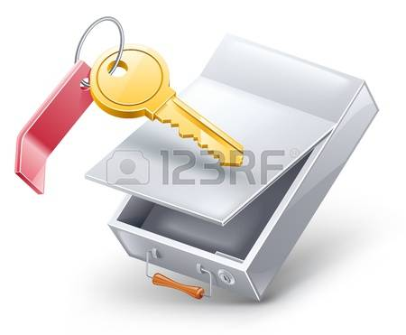 11,257 Lock Box Stock Vector Illustration And Royalty Free Lock.