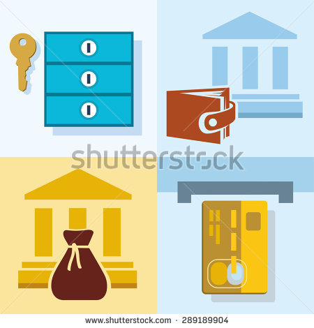 Safety Deposit Box Stock Vectors, Images & Vector Art.