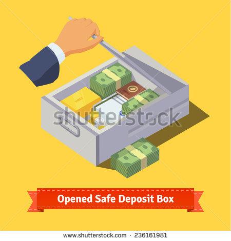 Safe Deposit Stock Vectors, Images & Vector Art.