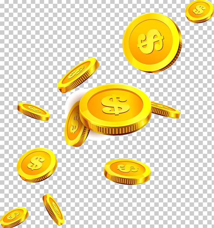 Gold Coin Icon PNG, Clipart, Circle, Coin, Coins, Float.