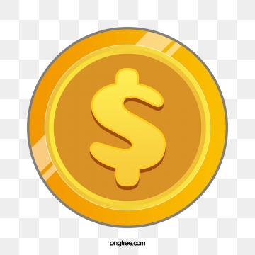Coin PNG Images.