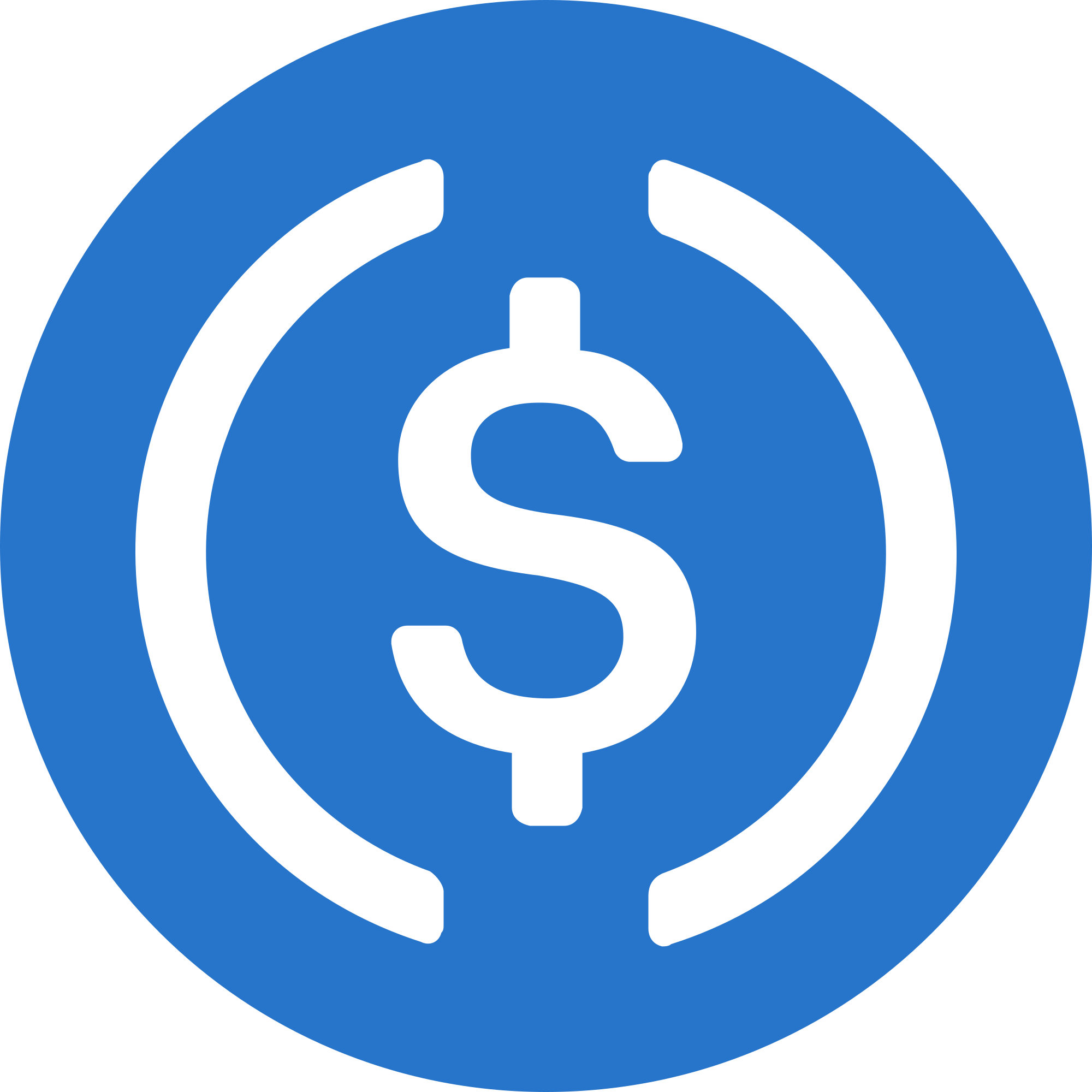 USD Coin (USDC) Logo .SVG and .PNG Files Download.