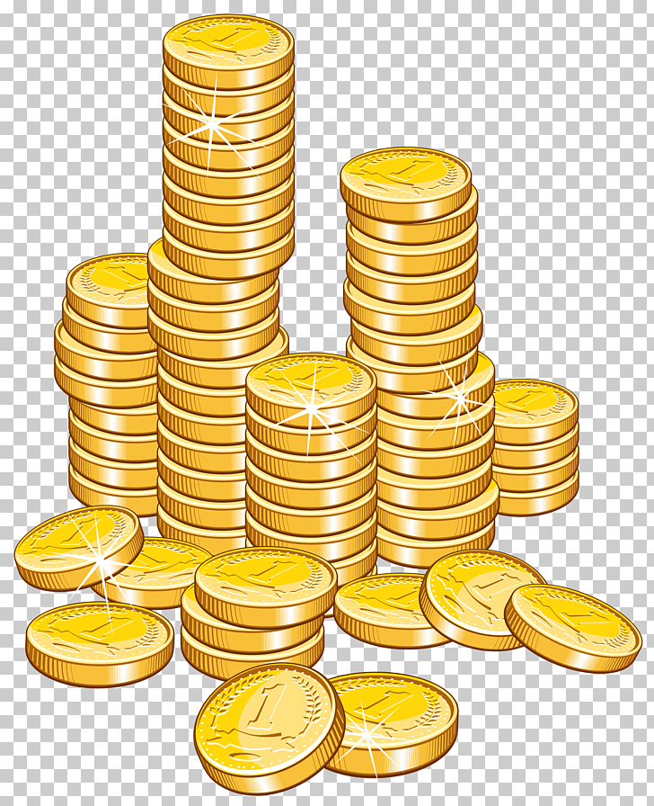 Coin , Money PNG clipart.