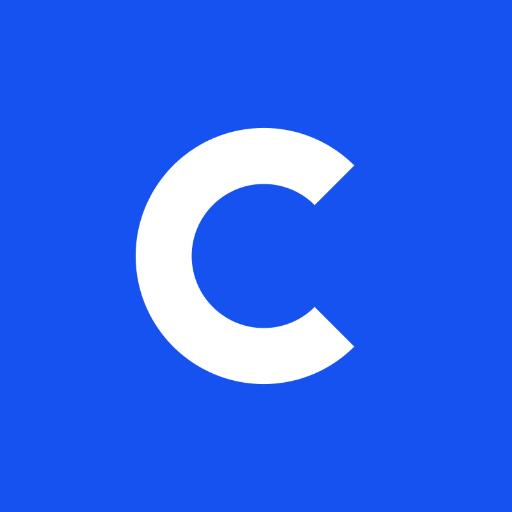 Coinbase (@coinbase).