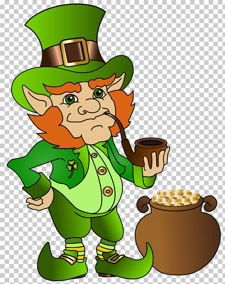 Ireland Leprechaun , Leprechaun Transparent , elf standing.