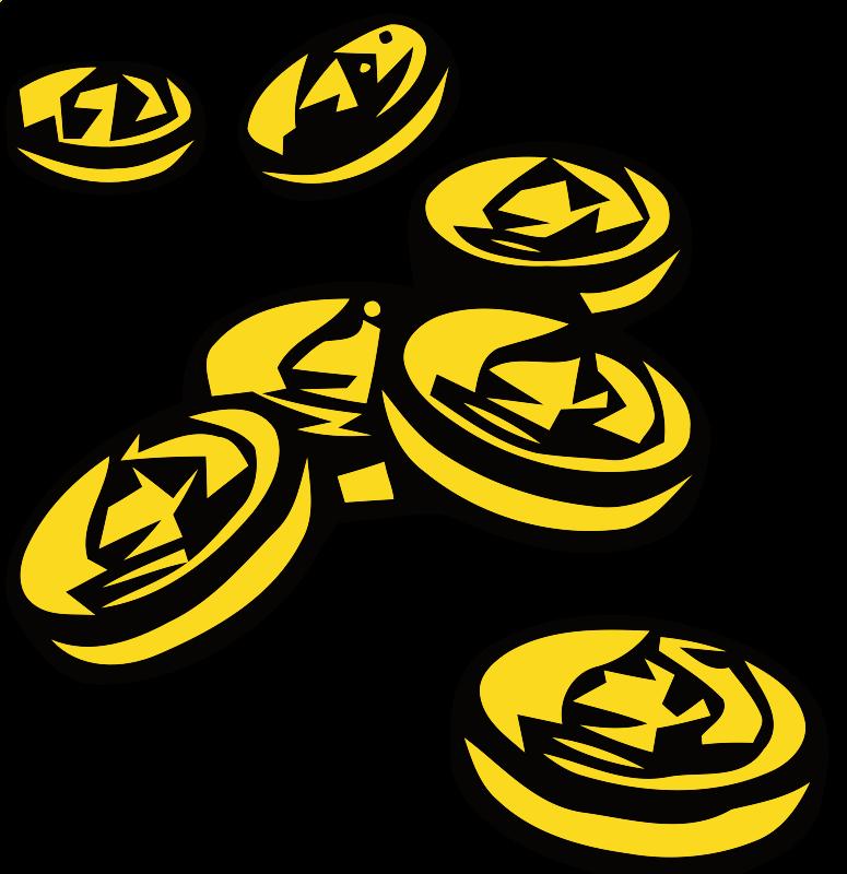 Us Coins Clipart.