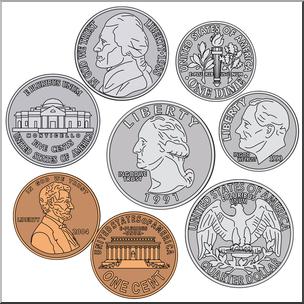 Clipart teacher coin, Clipart teacher coin Transparent FREE.