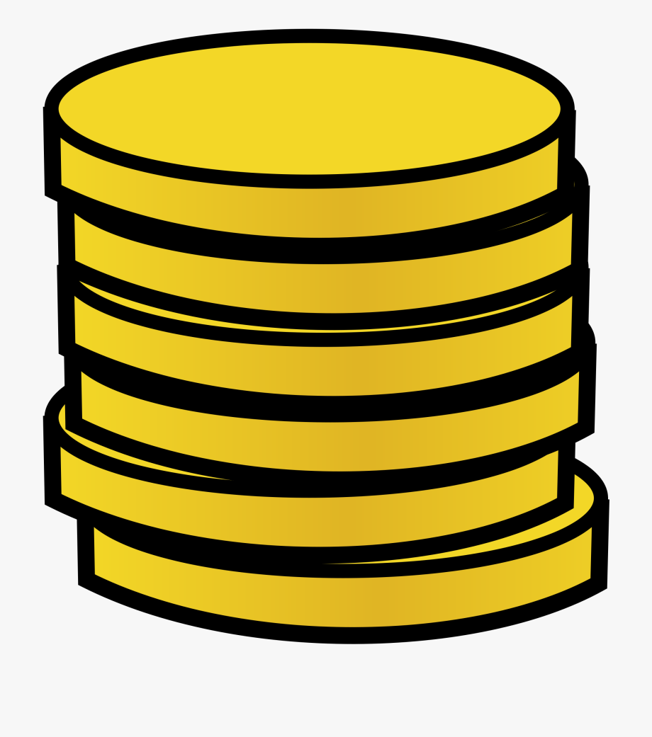 Money Clipart Coin.