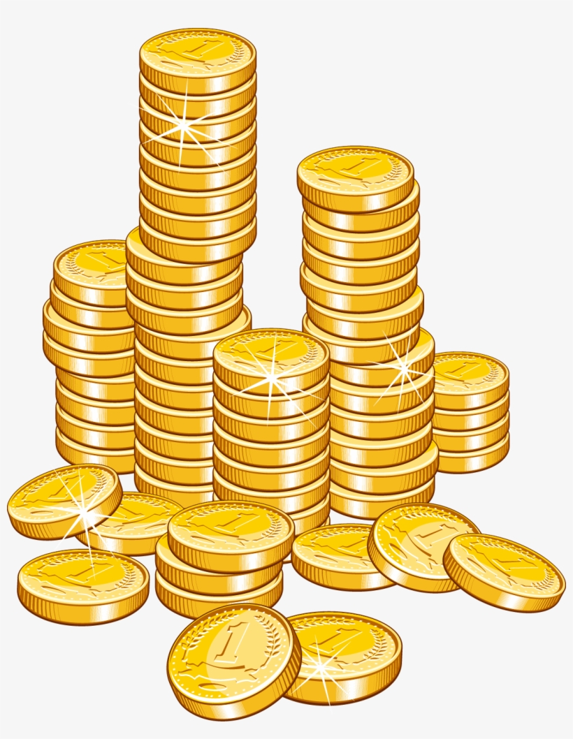 Gold Coin Free Content Clip Art.