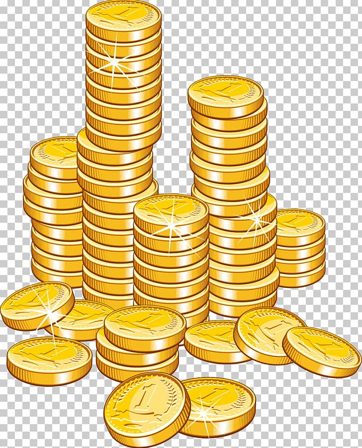 Gold Coin Free Content PNG, Clipart, Cdr, Coins, Coins.