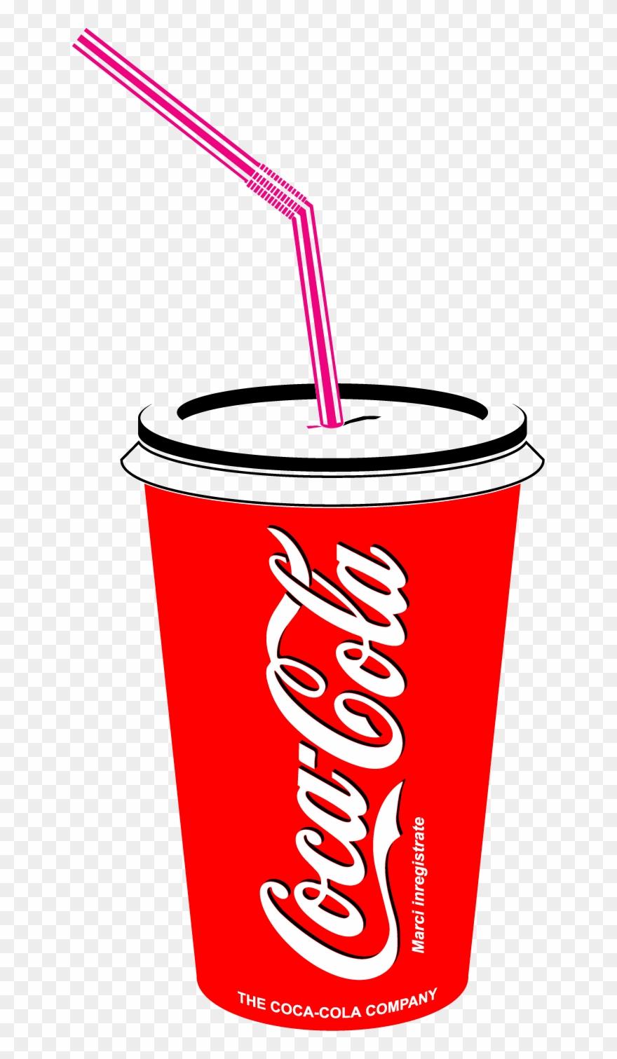 Coke Clipart Coke Cup.