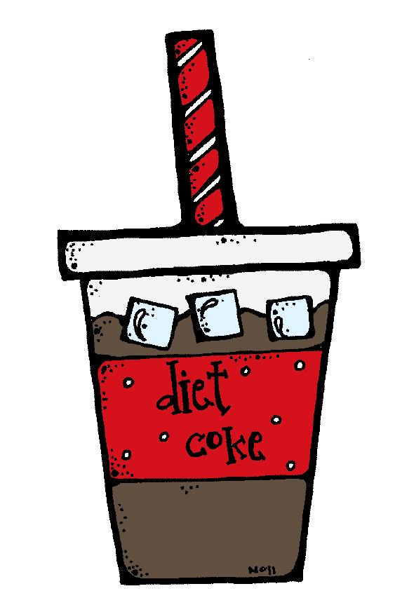 Diet coke clip art free.