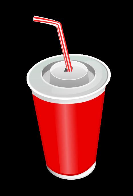 Soda coke cliparts.