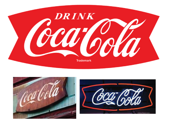The History of the Coca Cola Logo.