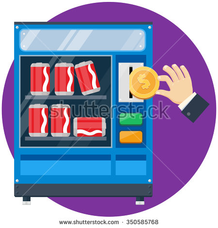 Soda Machine Stock Photos, Royalty.