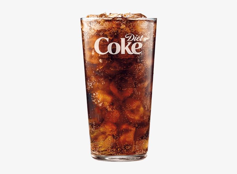 Diet Coke®.