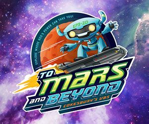 To Mars And Beyond VBS 2019 By Cokesbury. Explore where.