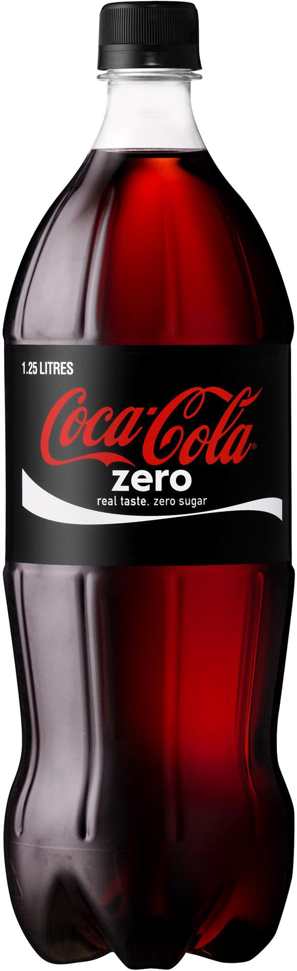 Coca Cola bottle PNG image download free.