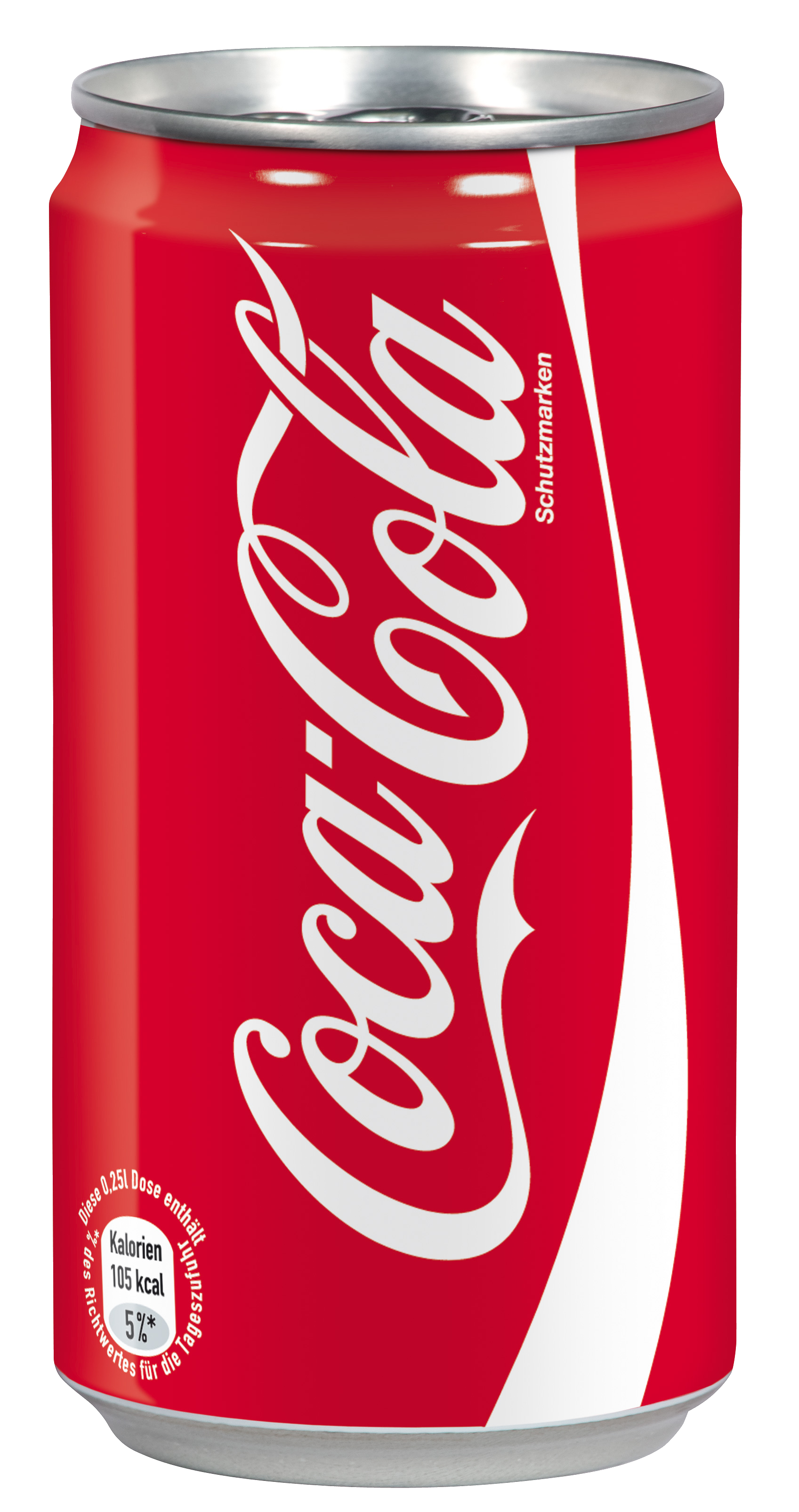 Coca Cola Can PNG Image.