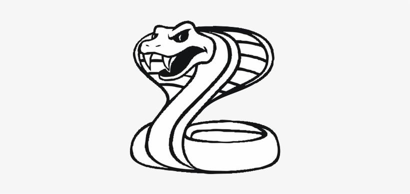 King Cobra Black Mamba Snake Clip Art.
