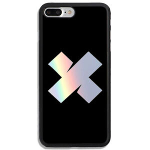 Details about Sam And Colby Brock Logo X Holo Black Phone Case For iPhone  And Samsung.