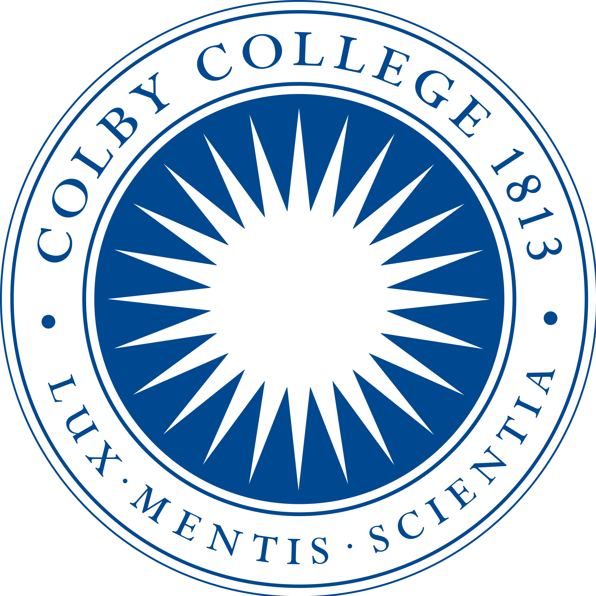 Colby College.