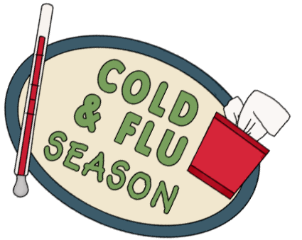 Cold and Flu Season is Here!.