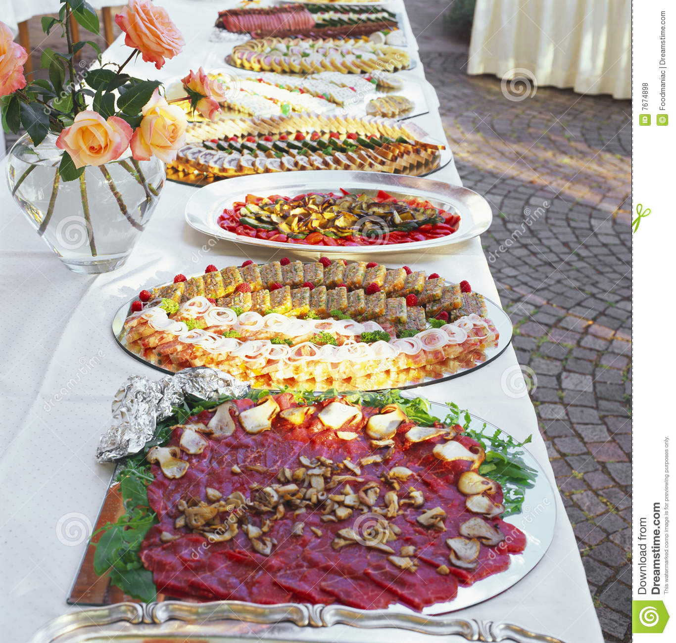 Cold Buffet Stock Photos, Images, & Pictures.