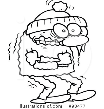 Cold clipart black and white 7 » Clipart Station.