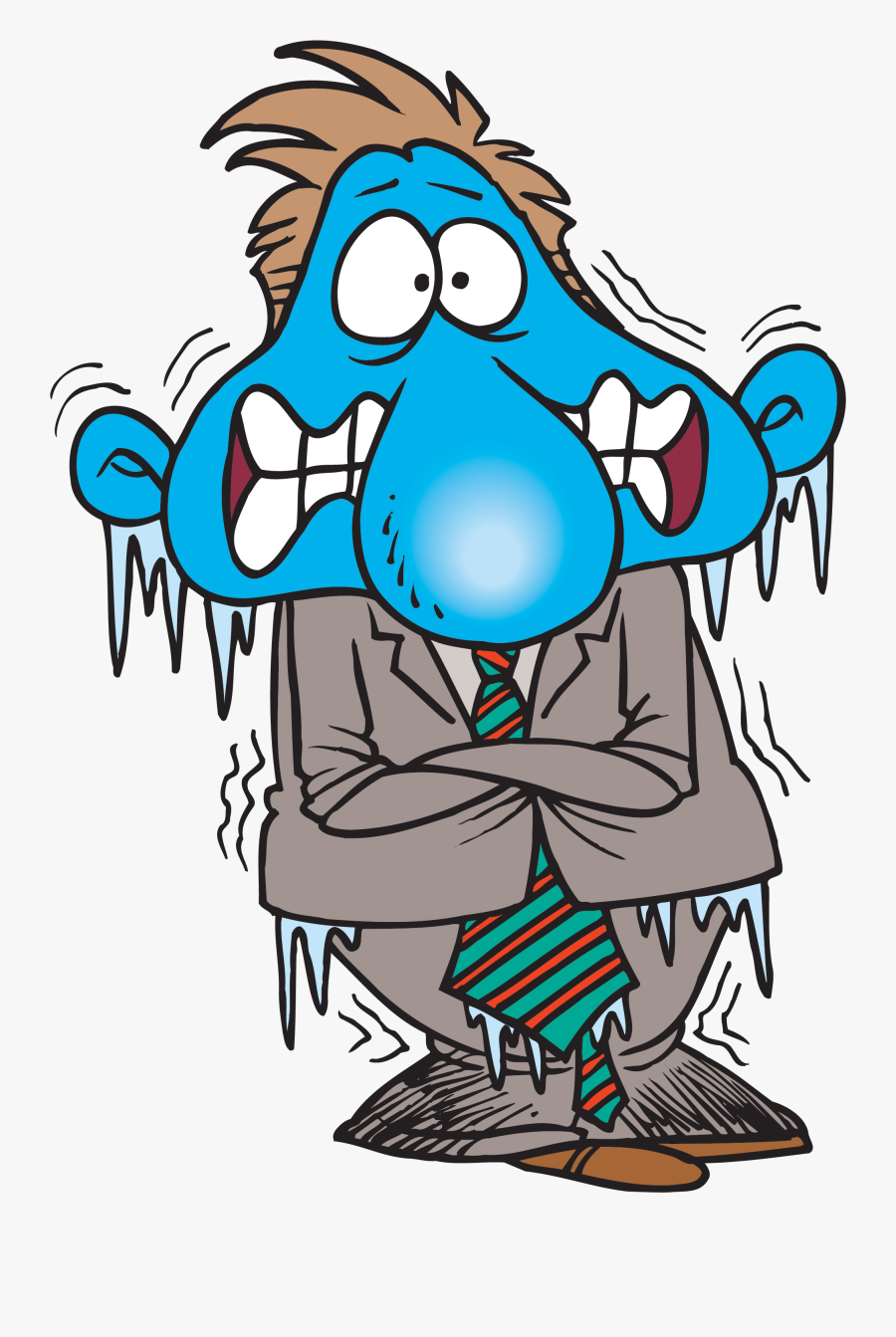 Too Cold Clipart , Free Transparent Clipart.