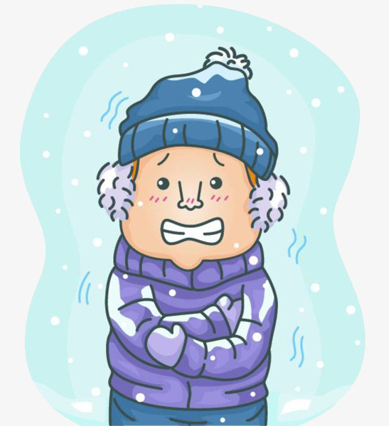 Cold Day Clipart.