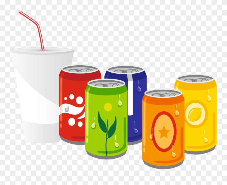Beverage Clipart Soft Drink.